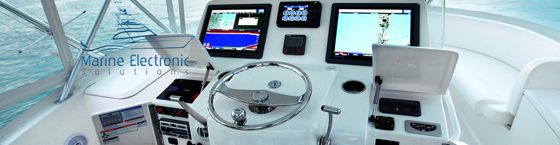 Depth Finder Installation